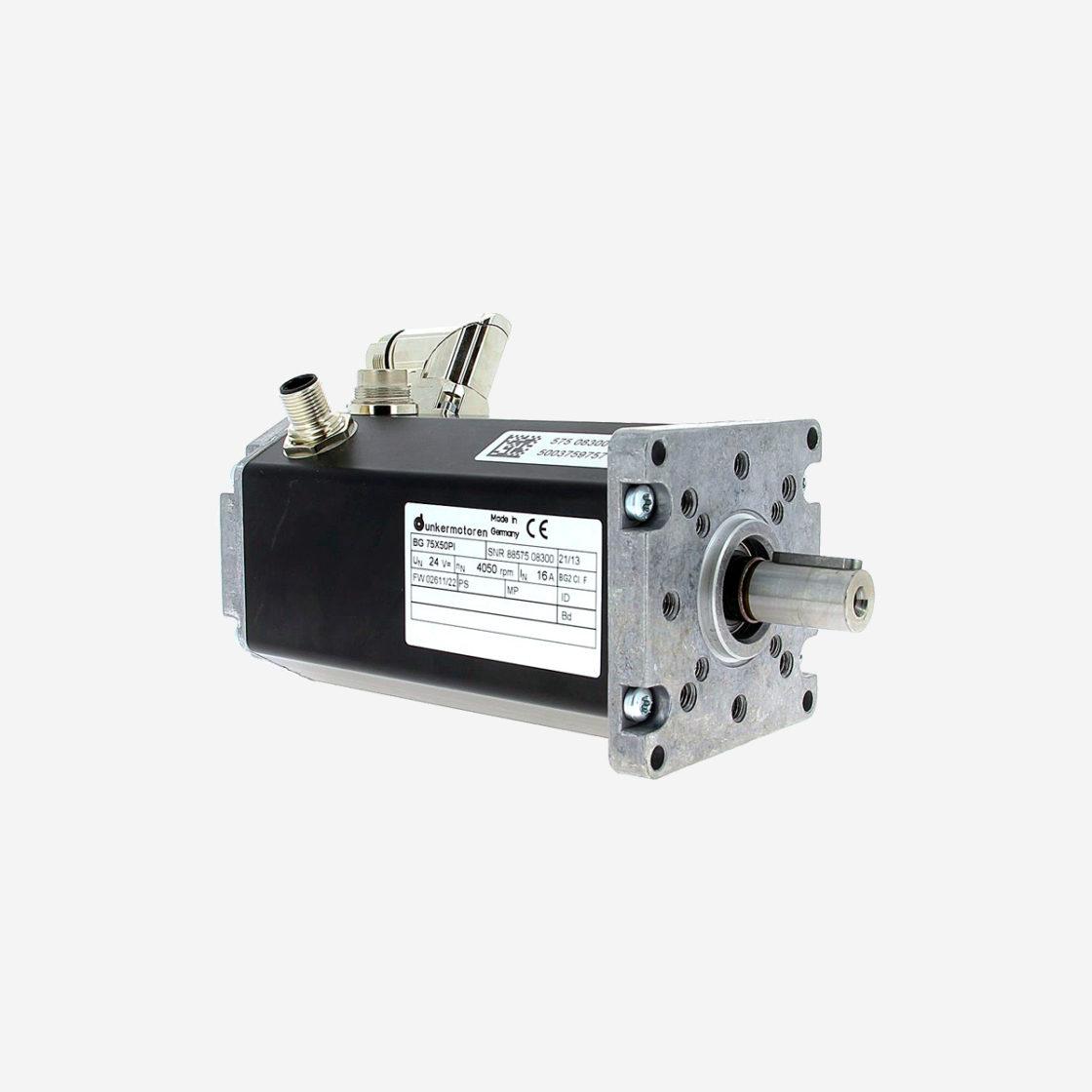 Servomotores Brushless DC Dunkermotoren