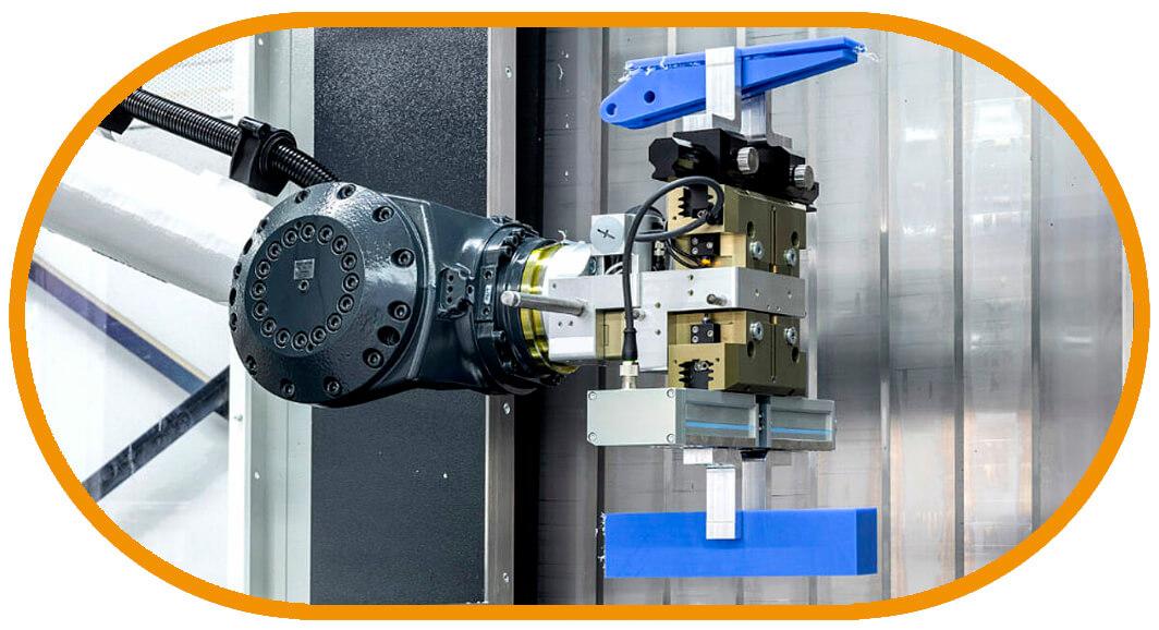 Motores Brushless CC de Faulhaber para el sector del procesado de metal y plástico
